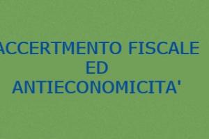 Accertamento basato sull'antieconomicità: illegittimo se il contribuente giustifica i bassi risultati – Cassazione sentenza n. 23795 del 2016