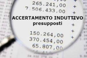 Accertamento fiscale: ricorso al procedimento induttivo solo se sussistono i presupposti – Cassazione sentenza n. 2468 del 2017