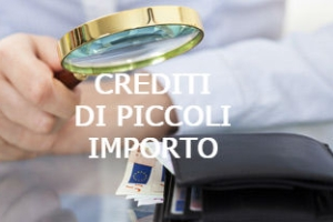 Illegittimo la procedura per crediti patrimoniali di piccola entità – Cassazione sentenza n. 2168 del 2017