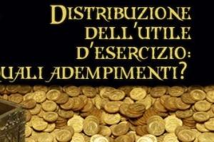 Bilancio: accantonamento e/o distribuzione degli utili