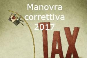 Manovra correttiva 2017: le novità del D.L. n. 50/2017