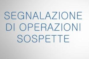 Antiriciclaggio: disponibile il software per effettuare le segnalazioni delle operazioni sospette