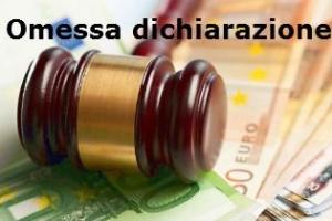 Dichiarazione omessa: verifica della soglia di rilevanza penale – Cassazione sentenza n. 20897 del 2017