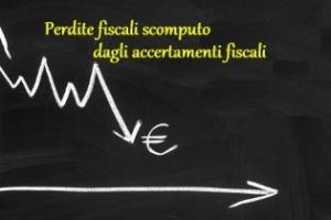 Perdite fiscali: modalità e i termini di computo in diminuzione degli accertamenti – Circolare n. 15/E del 2017