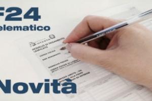 F24 nuovi vincoli per le compensazioni e modalità di presentazione