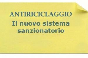 Antiriciclaggio: nuove sanzioni, principio del favor rei, cumulo giuridico ed applicazione retroattiva