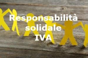 Responsabilità solidale IVA applicabilità anche alle cessioni di carburanti