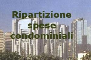 Condominio Ripartizione Delle Spese Studio Cerbone