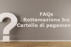 Rottamazione bis delle cartelle di pagamento – FAQs dell'Agenzia della riscossione