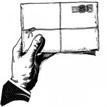 Notifica attraverso il servizio postale da parte dell'agente per la riscossione