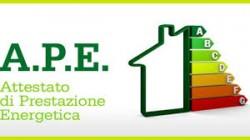 Attestazione prestazione energetica: trattamento fiscale - risoluzione n. 83/E del 22 novembre 2013